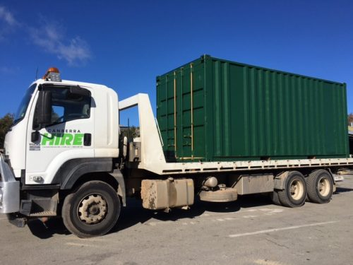 Equipment Rental, Container & Event Hire | Canberra Hire