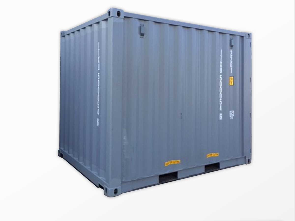 10ft Standard Shipping Container Canberra Hire Hire Equipment