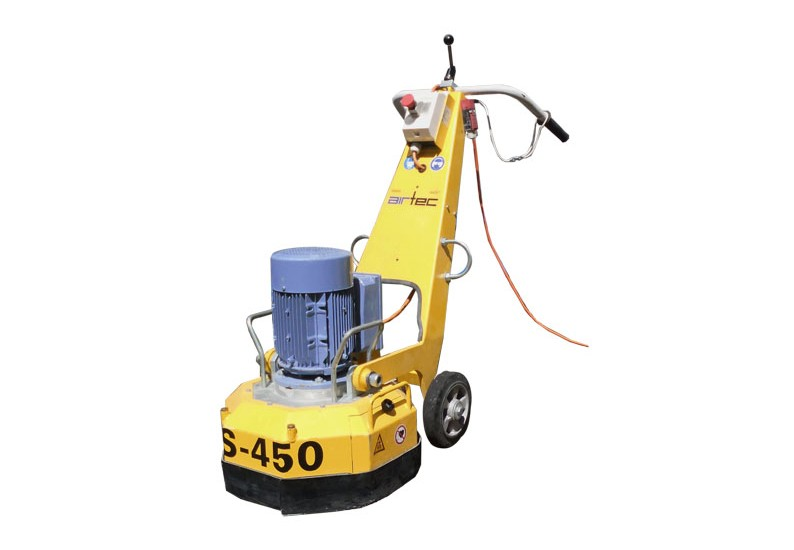 Concrete Floor Grinder - Canberra Hire - Hire Equipment In One Place