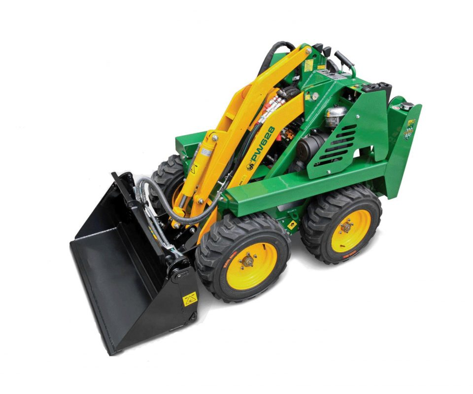 Kanga Loader - Canberra Hire - All Your Hire Equipment In